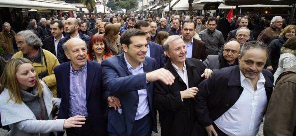 Τρίκαλα – Ποιοι γεμίζουν τα «κενά» στο ψηφοδέλτιο του  ΣΥΡΙΖΑ