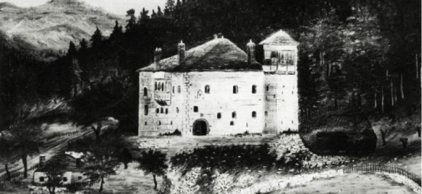 Η ιστορία του αρχοντικού Γάκη Χατζή στο Περτούλι