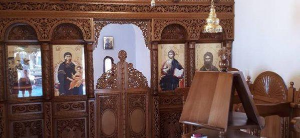 Τρίκαλα – Συγκίνηση για την αναστήλωση ιστορικού θρηκευτικού μνημείου του 17ου αιώνα