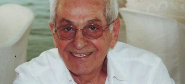 """Πέθανε ο εκδότης του """"Νέου Αγώνα"""" Καρδίτσας, Φώτης Αλεξίου"""