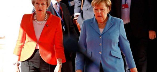 Μήνυμα Μέι σε ΕΕ: Είμαστε σε αδιέξοδο, καταθέστε νέα πρόταση