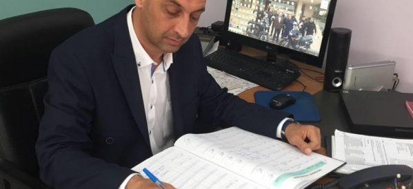 Ο Γιάννης Αναγνώστου νέος Πρόεδρος του Δημοτικού Συμβουλίου Φαρκαδόνας