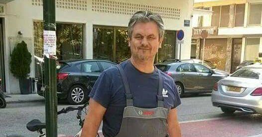 Νίκος Παπαθανασίου …με όρεξη για δουλειά στο Δήμο Πύλης.