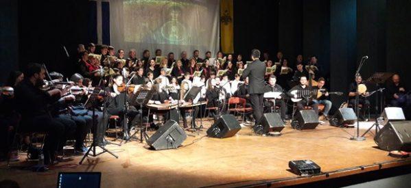 H προσφορά της Σχολής Βυζαντινής Μουσικής στα Τρικαλινά Δρώμενα