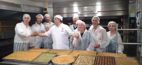 Το Σωματείο Γαλακτοζαχαροπλαστών Tρικάλων με συνταγές από την οθωμανική κουζίνα