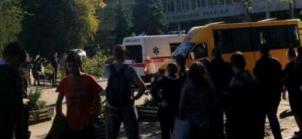 Έκρηξη σε Κολέγιο στην Κριμαία: Πληροφορίες για νεκρούς και τραυματίες