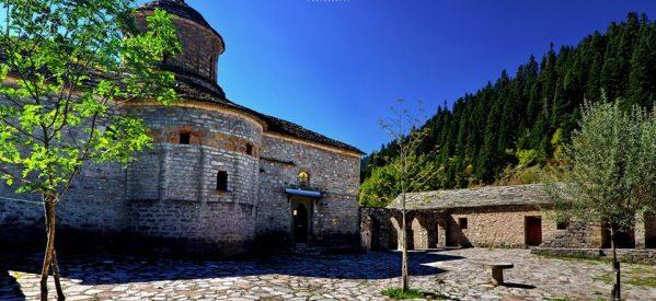 Συντηρείται από την Περιφέρεια Θεσσαλίας η Ι.Μ.Παναγίας Γαλακτοτροφούσας Ανθούσας