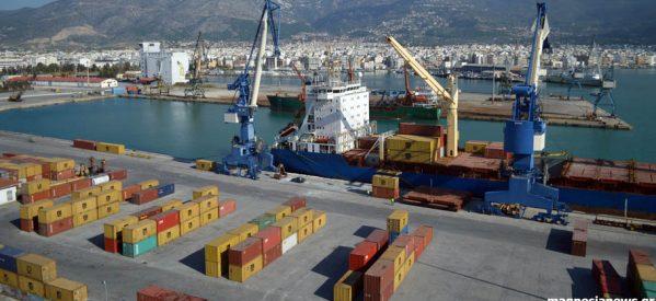 Στον «αέρα» εξαγωγές και παραγγελίες στο Λιμάνι του Βόλου