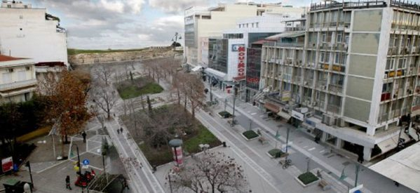 Προχωρά η απαλλοτρίωση του οικοδομικού τετραγώνου μπροστά από το αρχαίο θέατρο της Λάρισας