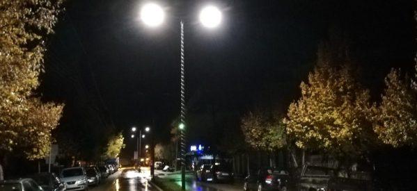 Περισσότερο φως με λιγότερα έξοδα από τον Δ. Τρικκαίων