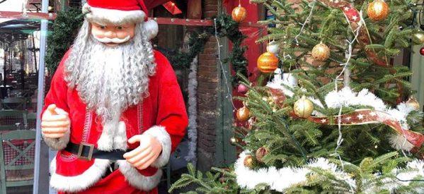 Ο Άγιος Βασίλης και ο Άγιος …. Κορομπλής προετοιμάζονται πυρετωδώς
