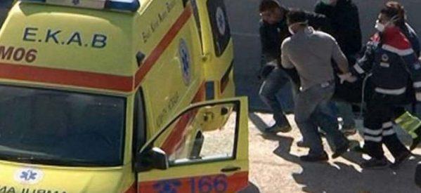 Σοκαριστικό θανατηφόρο τροχαίο στην Λάρισα – Νταλίκα διαμέλισε γυναίκα