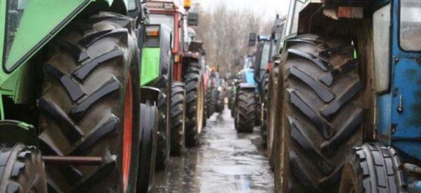 Τροποποίηση προσωρινών κυκλοφοριακών ρυθμίσεων στην Π.Α.Θ.Ε., λόγω αγροτικών κινητοποιήσεων