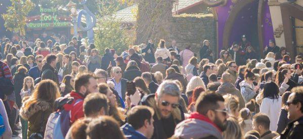 Μύλος των Ξωτικών  – Χιλιάδες επισκέπτες στο πιο ονειρεμένο Χριστουγεννιάτικο Θεματικό Πάρκο της Ελλάδας