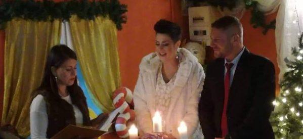 Ένας παραμυθένιος γάμος, στο παραμυθόσπιτο του Μύλου των Ξωτικών, στα παραμυθένια όμορφα Τρίκαλα