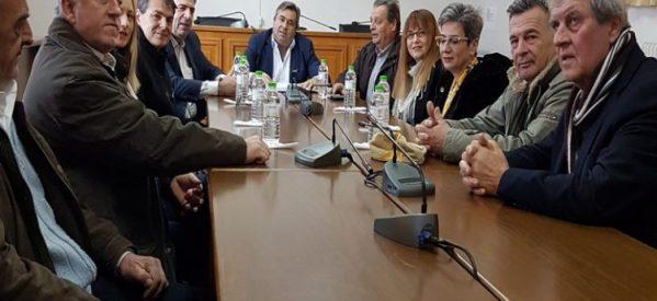 Νέους υποψηφίους παρουσίασε ο Κώστας Μαράβας
