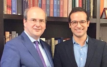 Μικέλης Χατζηγάκης: «Η ΝΔ θα καταγράψει μια ιστορική νίκη στις εκλογές»