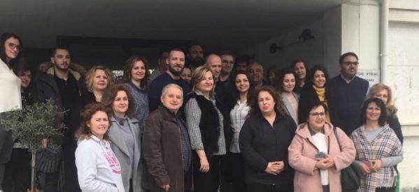 Στέλλα Ντούβλη : Είμαι τυχερή που συνεργάζομαι μαζί τους!!!