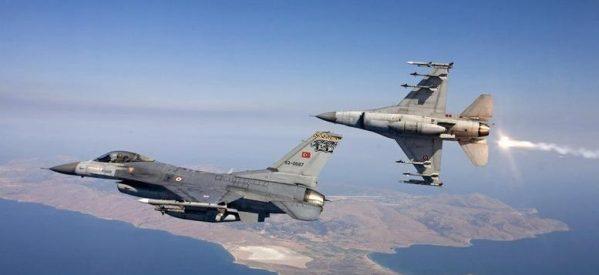 Αλτρουισμός από Έλληνες πιλότους που συνόδευσαν τουρκικό F-16 εκτός FIR