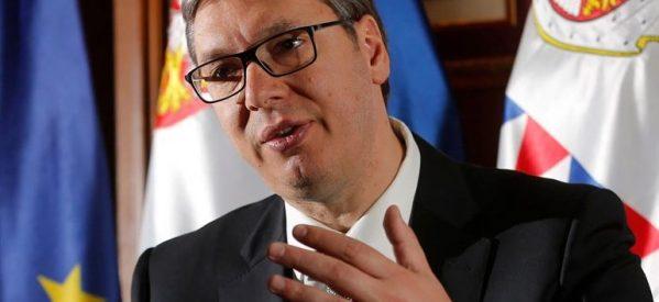 Σερβία: Ο Βούτσιτς αφήνει να εννοηθεί πως θα μπορούσε να αναγνωρίσει το Κόσοβο