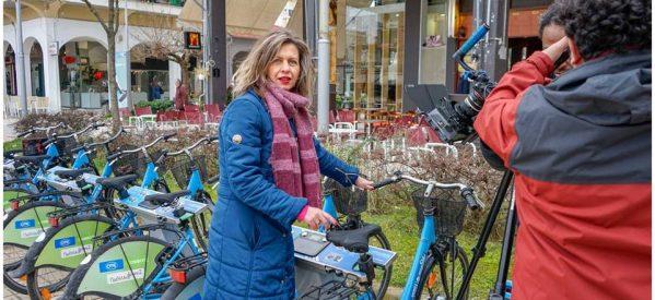 Πρωτοπορεί η Καρδίτσα στα ποδήλατα