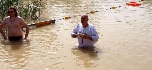 Και το όνομα αυτού …Ράμπο στα νερά του Ιορδάνη