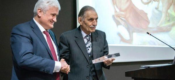 Η ΤΥΡΑΣ τίμησε τον Αθανάσιο Λιούλιο, επιφανή επιστήμονα και ζωγράφο