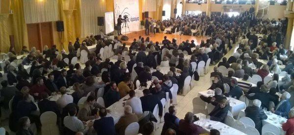 Παρουσίαση των προγραμματικών αρχών του υποψήφιου δημάρχου Πύλης Θεόδωρου Χήρα                      – Εντυπωσιακή η συμμετοχή του κόσμου