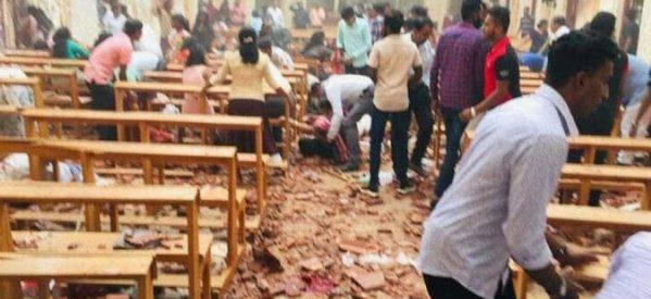Στους 310 οι νεκροί στη Σρι Λάνκα – 40 οι συλληφθέντες