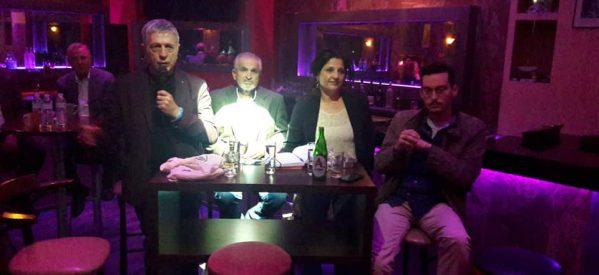 """Στέλιος Κούλογλου από τα Τρίκαλα : Η ακροδεξιά απειλεί την Ευρώπη και τη ζωή μας"""""""