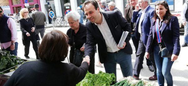 Παπαστεργίου: Οι λαϊκές αγορές πρέπει να είναι στην εποπτεία των Δήμων