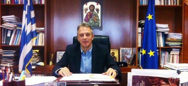 Χρ. Μιχαλάκης με υπουργείο Μεταφορών και ΤΡΑΙΝΟΣΕ για το δρομολόγιο στον Παλαιοφάρσαλο
