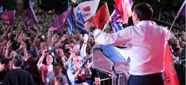 Σε  Λάρισα και Αχαΐα θα είναι υποψήφιος ο Αλέξης Τσίπρας