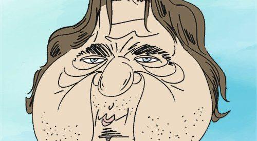 "Kourso ""σκιτσάρει"" Θωμά Χαχάμη"