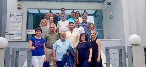 Συμμετοχή του ΑΚΕΘ σε εταιρική συνάντηση Ευρωπαϊκού Προγράμματος
