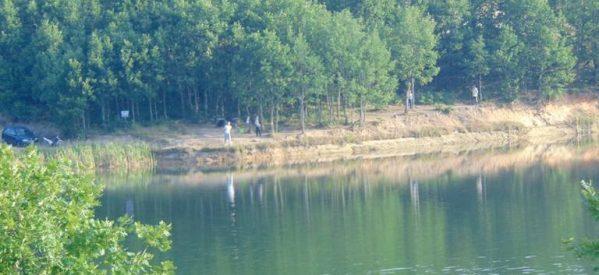 Διαγωνισμός ψαρέματος στη Λίμνη Λογγά