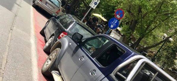 Οι ποδηλατόδρομοι στα Τρίκαλα είναι μια τραγωδία