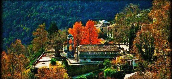 Κισσός – Το πανέμορφο χωριό στο βουνό των Κενταύρων