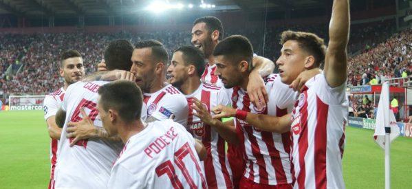 Champions League, Ολυμπιακός-Κράσνονταρ 4-0: Τη βούλιαξε στον Πειραιά!