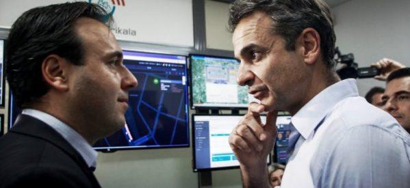 Μαξίμου -Χωροταξικό: «Τράβηξε το αυτί» στον Πρόεδρο της ΚΕΔΕ & κάνει πίσω -Έξαλλοι «γαλάζιοι» δήμαρχοι
