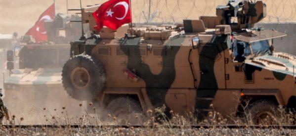 'Εκτακτη επικαιρότητα – Ξεκίνησε η εισβολή της Τουρκίας στη Συρία με την ονομασία «Πηγή της Ειρήνης»