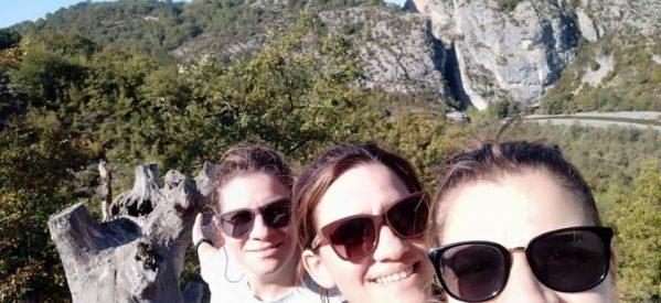 """Οι τρεις Τρικαλινές αδερφές , """"βόσκισες"""" αγαπημένες – Εύγε !!!"""