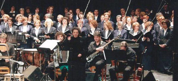 Eκδήλωση τιμής στην Τερψιχόρη Παπαστεφάνου και τη Χορωδία Τρικάλων