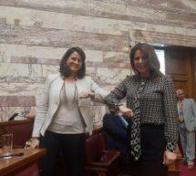 Kατερίνα Παπακώστα: Ο Τσίπρας και η Παπαρήγα έστελναν τα παιδιά τους σε ιδιωτικό σχολείο