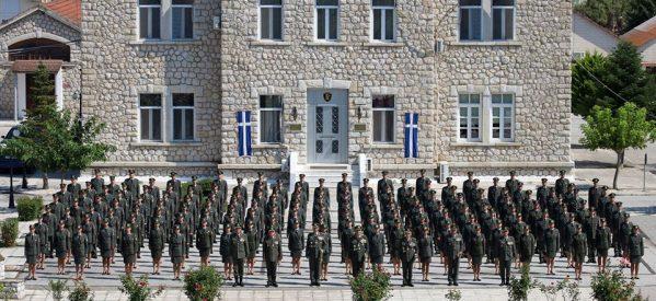 Στην ορκωμοσία των Μονίμων Λοχιών στη ΣΜΥ  ο Υφυπ. Εθνικής Άμυνας Αλκιβιάδης Στεφανής