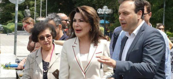 «Ελλάδα 2021»: Η Γιάννα ζητούσε 18 εκατ. και οι τράπεζες-χορηγοί τής έδωσαν 4 εκατ.