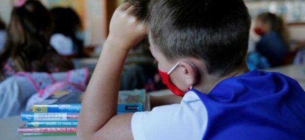 Στα Τρίκαλα το απόλυτο αλαλούμ με τις μάσκες στα σχολεία