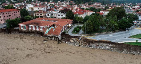 Αποκαταστάσεις «Ιανού»: Ποια εταιρεία αναλαμβάνει το πακέτο έργων στους Δήμους Καρδίτσας, Μουζακίου και Αργιθέας