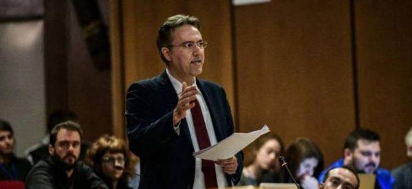 Θανάσης Καμπαγιάννης: Ο K. Μητσοτάκης είναι ο μοναδικός ηγέτης παγκοσμίως που απειλεί μη εμβολιασμένους πολίτες