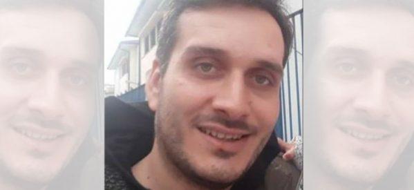 Θλίψη για τον χαμό του 33χρονου Θωμά Δημάκη